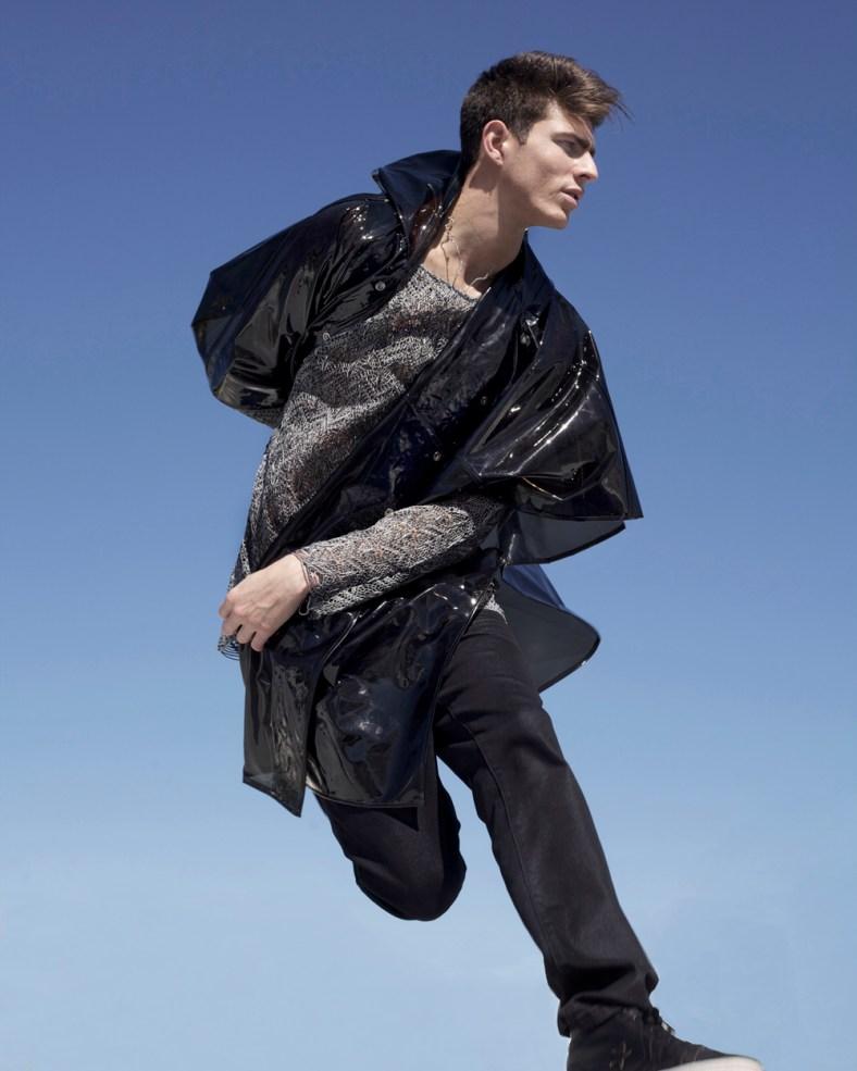 Danish menswear brand Tonsure.