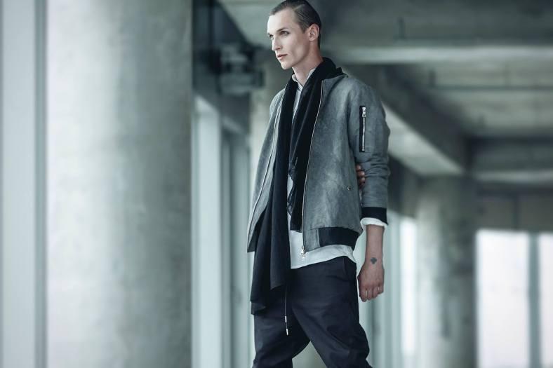 Photo: Mateusz Bral Model: Michelangelo (AS Management) Styling: Malwina Sideropulu Backstage: Paulina Wierzgacz