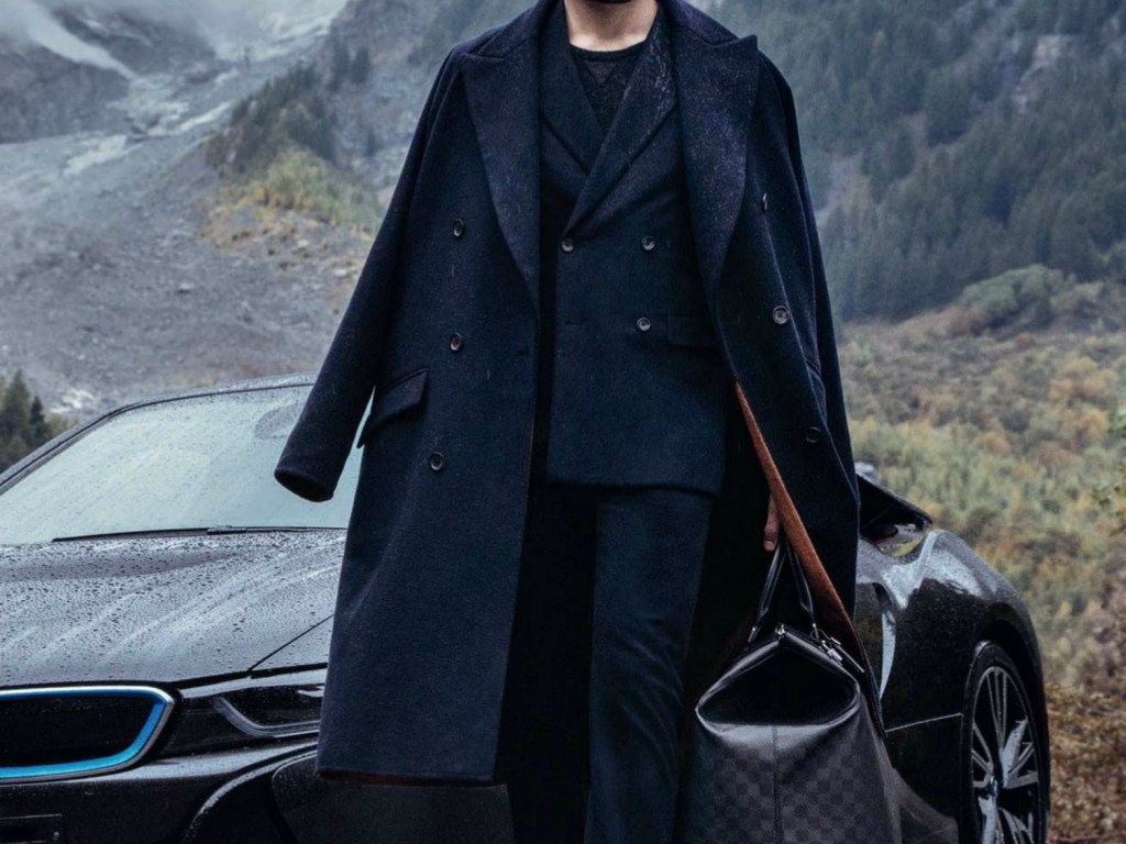 Andre Costa for GQ Russia December 2014