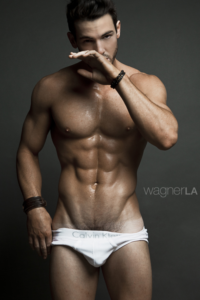 Fashionably Male presents Steven Brewis by David Wagner
