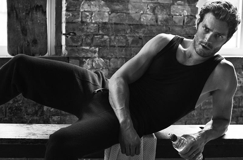 Jamie Dornan by Alex Bramall