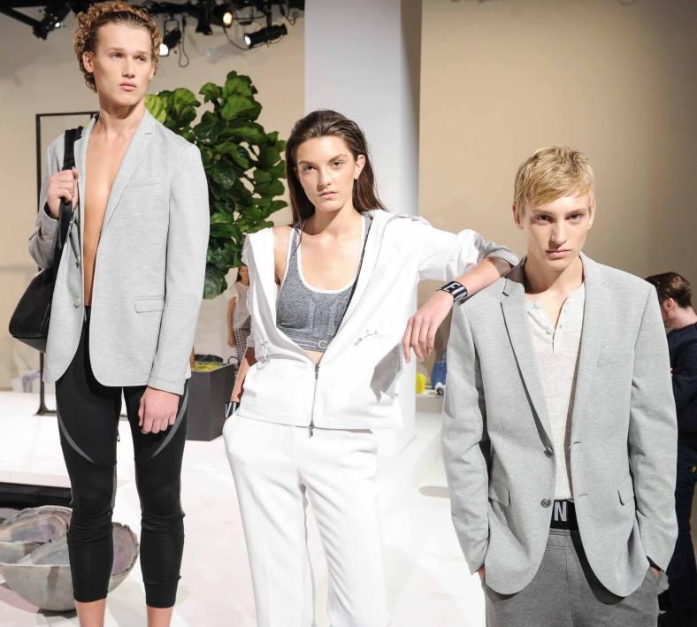 Calvin Klein White Label Spring 2015