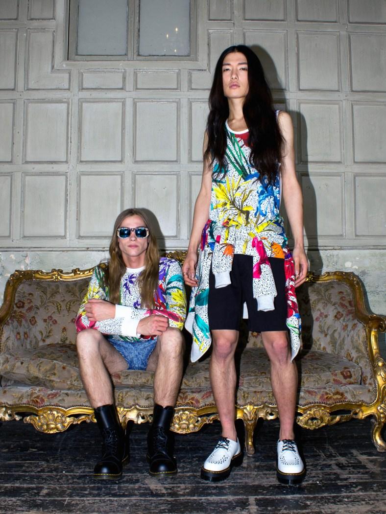 Basso & Broke Spring/Summer 2015 Lookbook & Campaign