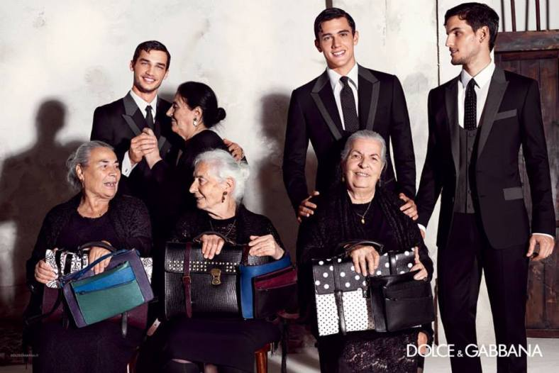 Dolce & Gabbana S/S 2015 by Domenico Dolce
