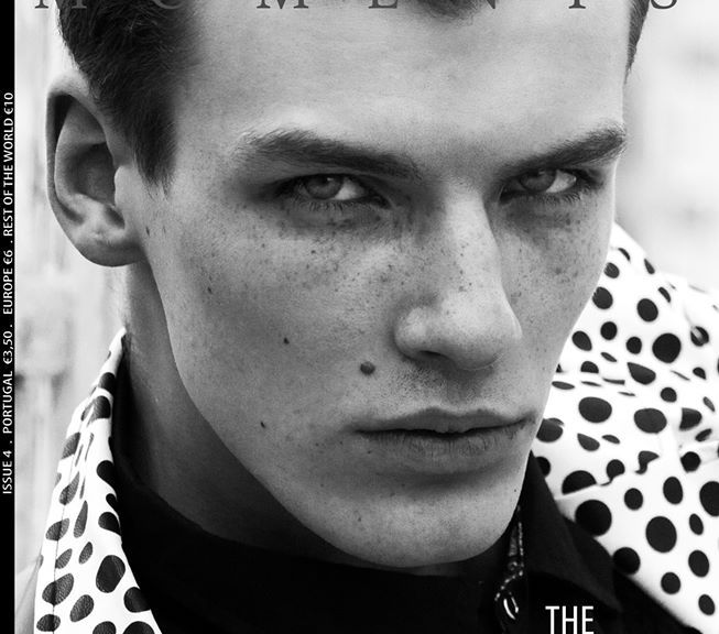 Men Moments Magazine presents Tomek Szalanski by Fernando Machado