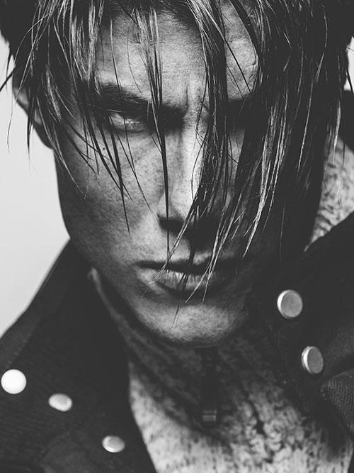 Dorian Reeves shot by Shaun Michelsen