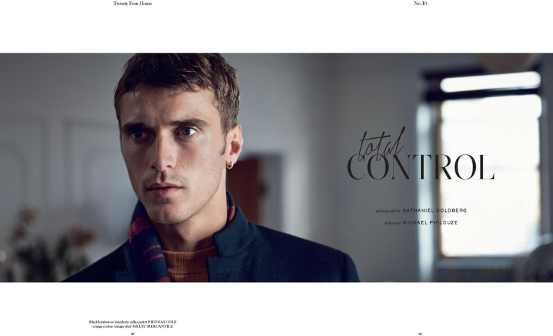 Total Control   Man of the World Issue 10