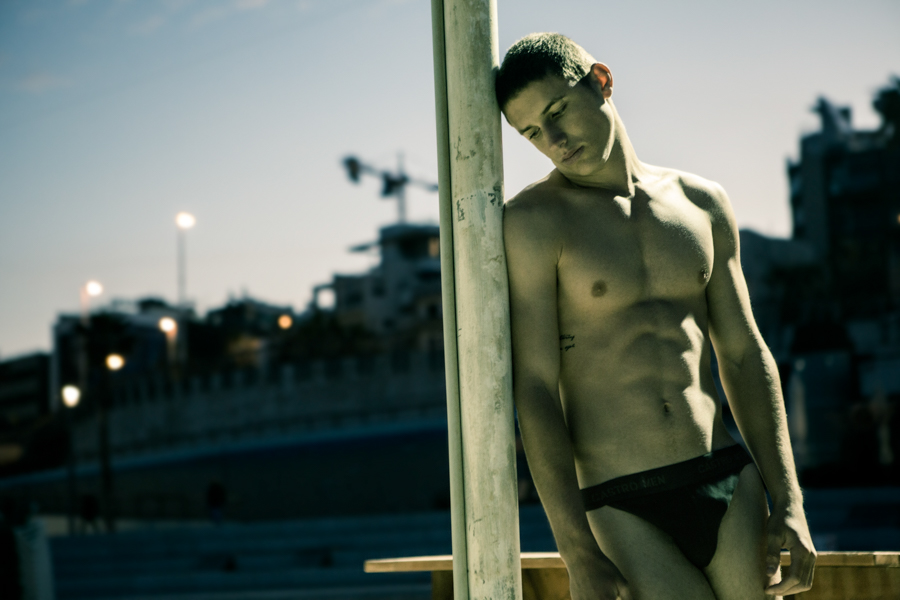 "Fashionably Male presents ""Morning Lights"" by Nir Slakman"