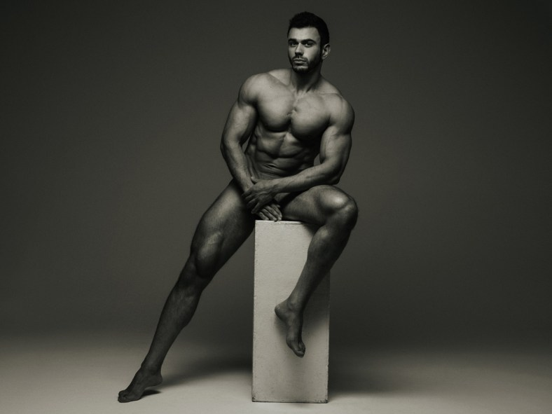 Stepan Pereverzev by Serge Lee Photography