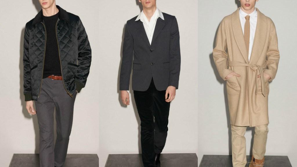 A.P.C. F/W 15 men's presentation. // Présentation A.P.C. homme A/H 15.