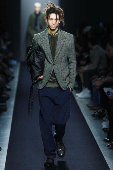 Bottega Veneta Menswear Fall Winter 2015 in Milan