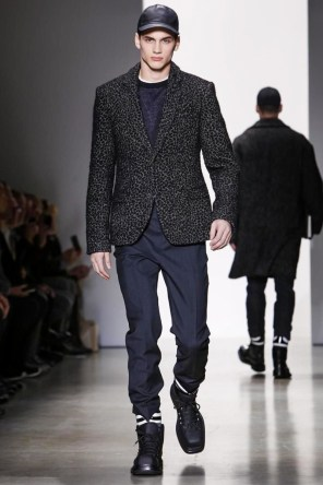 Calvin Klein Collection Menswear Fall Winter 2015 in Milan