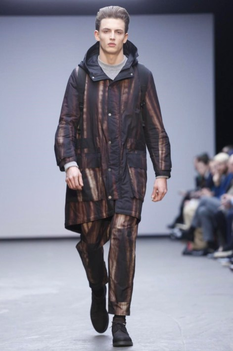 Christopher Raeburn Menswear Fall Winter 2015 London