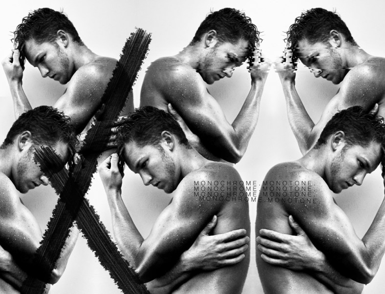 Exclusive for Fashionably Male Dave Hayes by Stevan Reyes