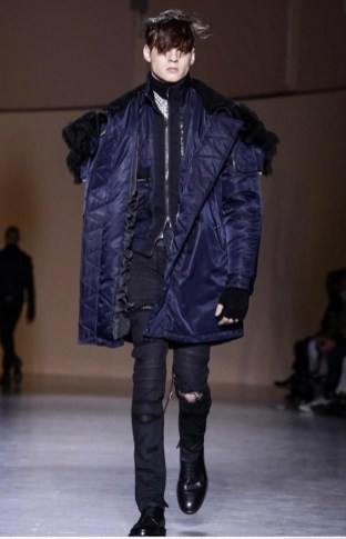 Diesel Black Gold Mens Fall:Winter 2015 Milan18