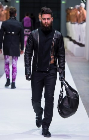 Dirk Bikkembergs Sport Couture Fall-Winter 2015 16
