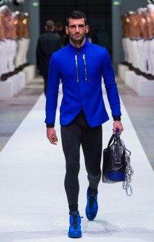 Dirk Bikkembergs Sport Couture Fall-Winter 2015 22