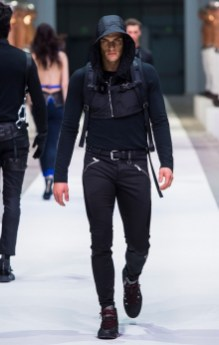 Dirk Bikkembergs Sport Couture Fall-Winter 2015 28