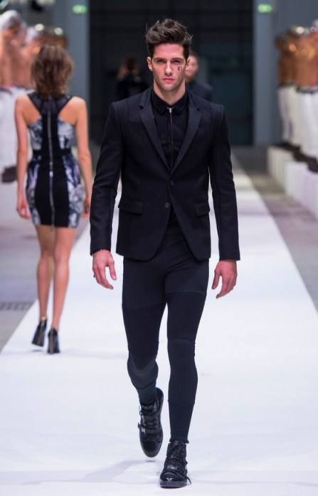 Dirk Bikkembergs Sport Couture Fall-Winter 2015 31