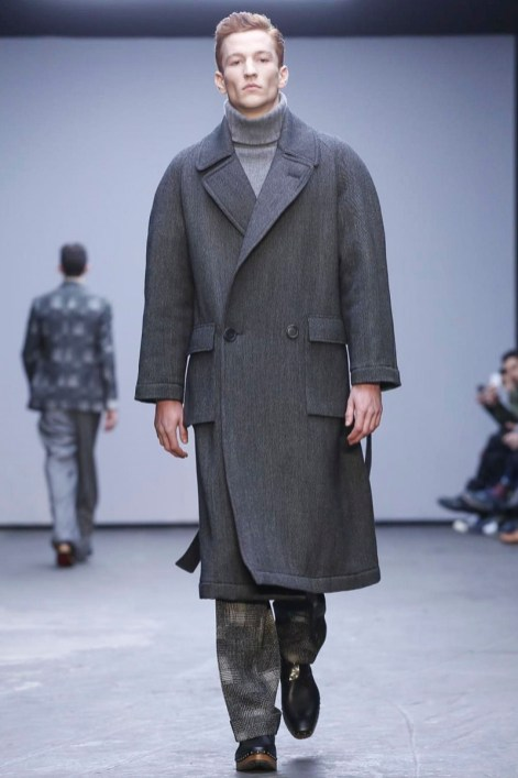 E. Tautz Menswear Fall Winter 2015 London