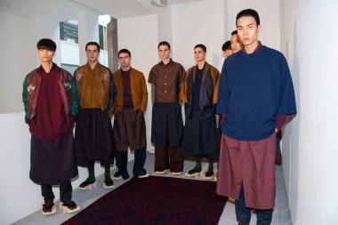 Fashion EastFall Winter 2015 CollectionLondon Collections: Men