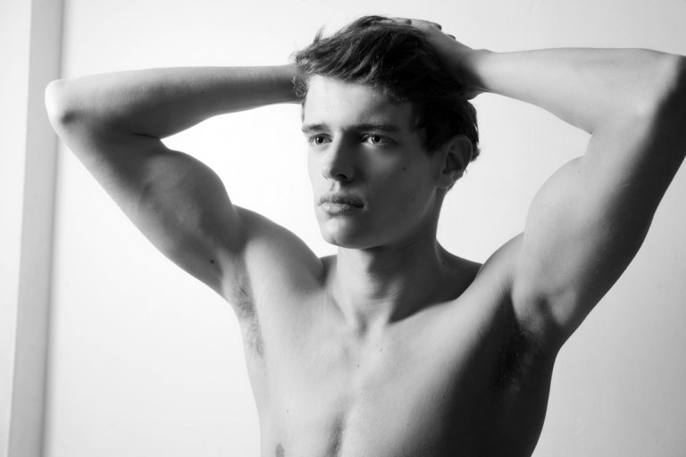 Jordy at NY Models by Sean P. Watters
