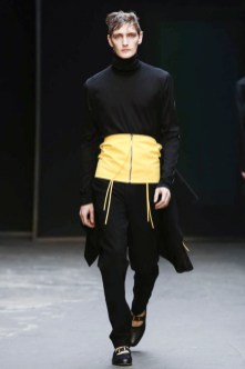 Lee Roach Menswear Fall Winter 2015 London
