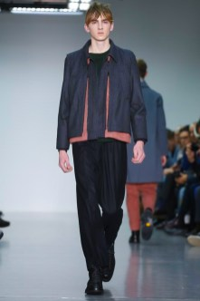 Lou Dalton menswear fall winter 2015 in london