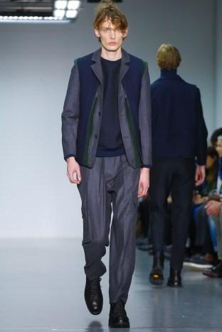 Lou Dalton menswear fall winter 2015 in london