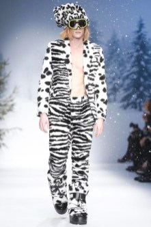 Moschino menswear fall winter 2015 in london