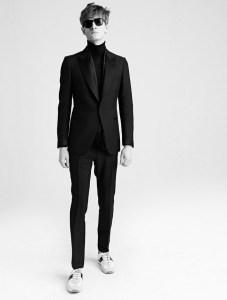 Tom Ford Menswear Fall/Winter 2015 London
