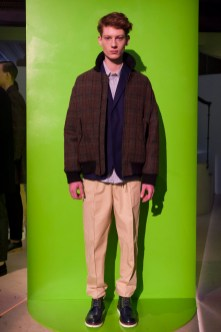 Soulland Fall Winter 2015 Collection London Collections: Men
