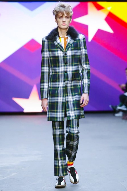 Topman Design menswear fall winter 2015 in london
