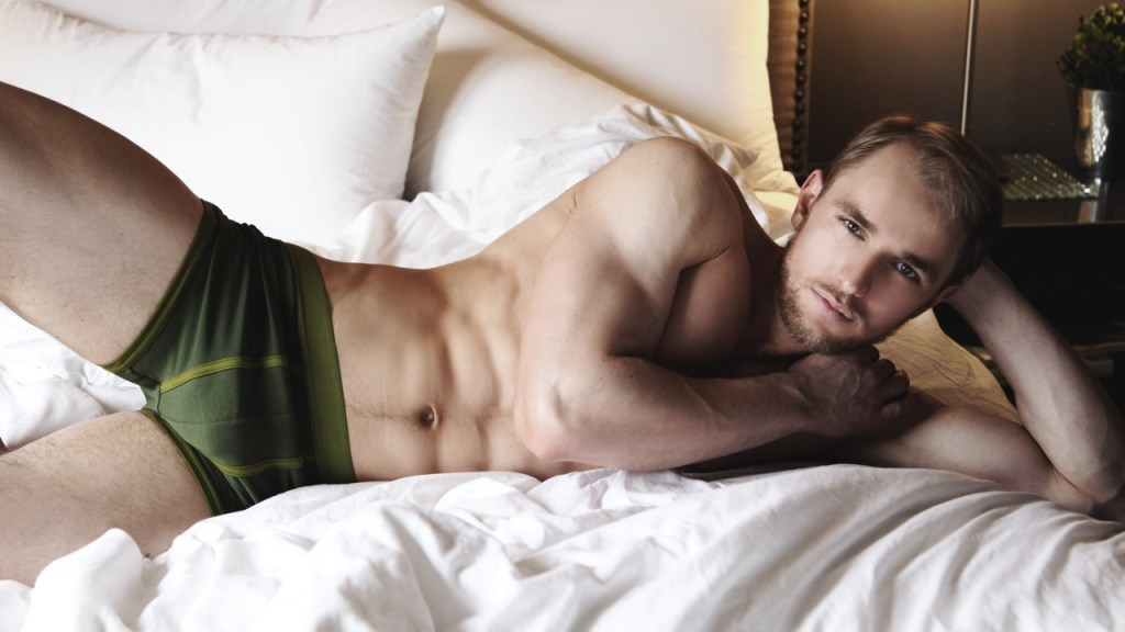 Fashionably Male Exclusive presents Alexandr Mikhailov by Thomas Synnamon
