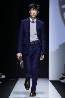Vivienne Westwood Menswear Fall Winter 2015 Collection in Milan