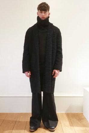 Woolmark Menswear Fall Winter 2015 London