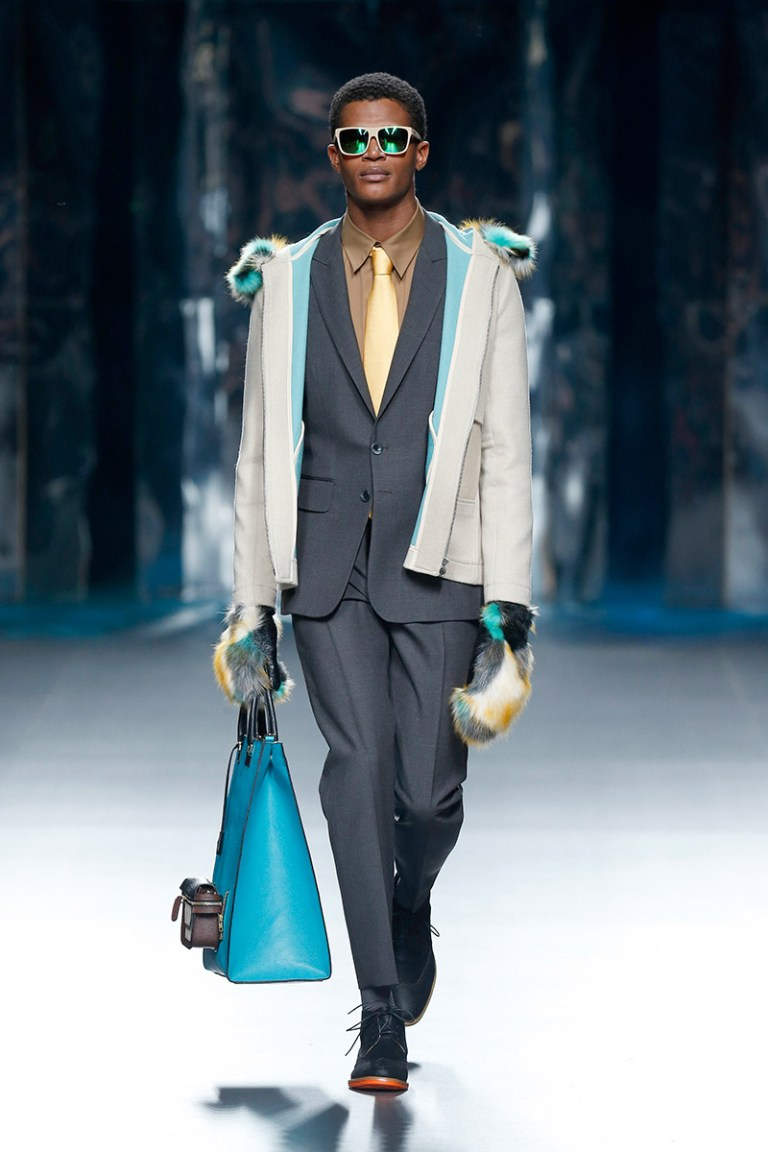 Ana Locking unveiled her Fall/Winter 2015 collection during Mercedes-Benz Fashion Week Madrid.