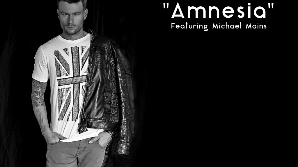 """He is an amazing model from Toronto. Michael Mains is another of the faces of The Toronto Men Fashion Week (TOM*). This story is called """"Amnesia."""" Photographed and Styled by me."""
