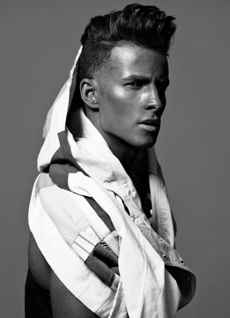 Male model Renato Freitas heats up our pages with a shooting by Gee Plamenco Jr. at Manila.