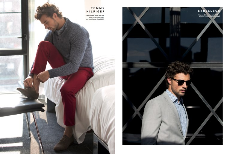Walter Savage at Soul Artist Management for Sharp Magazine by Karl Simone