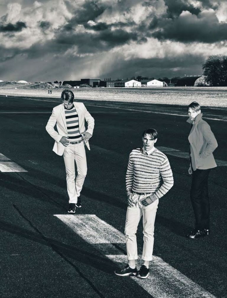 "Attitude April 2014 ""Attack of the Clones"" Photographer: Simon Fraser"