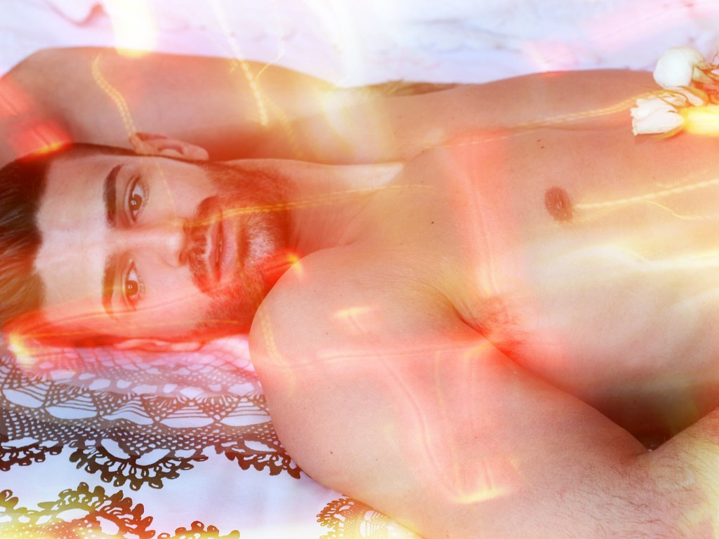 """Presenting the new story entitled """"fire man"""" by Spanish photographer Pascual Ibañez with new comer David Beltrán, styled by Francis Montesinos and photography assistant by Cristian Lázaro."""