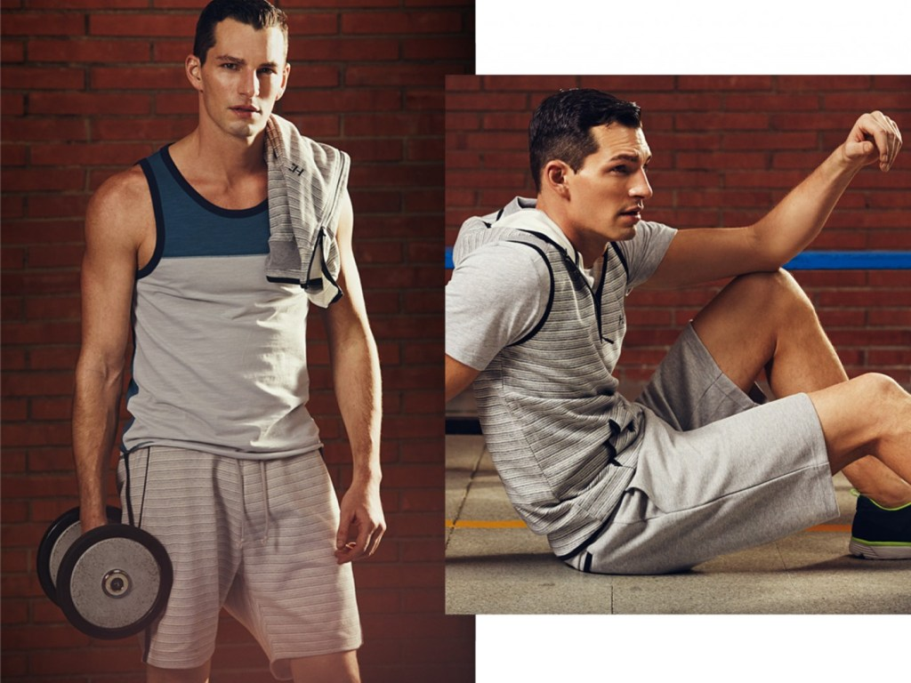 This season The Running Collection in MANGO Man Performance arrives with high end tech system. The collection presents perfect pieces for you to feel comfortable and get better movements, with comfy sneakers for your free moves. Sportswear collection is now available all over.