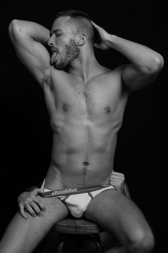 The Licker- Image by LeBeau Foto