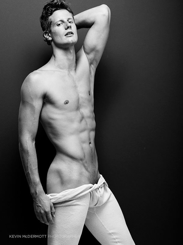 Our Monday Motivation with hottie Wesley Campbell now shooting by Kevin McDermott. Styled by beloved friend Kai Jankovic.