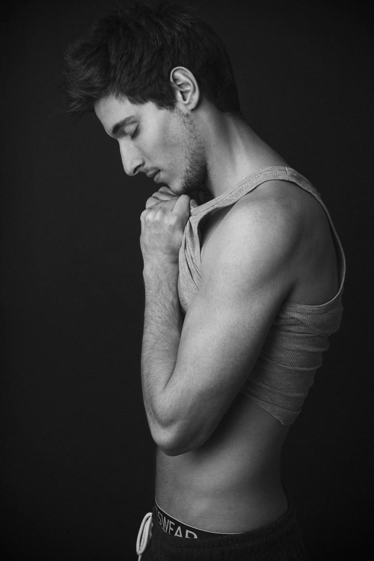 Belgian/Croatian roots this is stunning new comer Darko Matkovic shot by Xavier Baeyens. Darko is 21 yo, signed at Network Models in Belgium. Welcome!