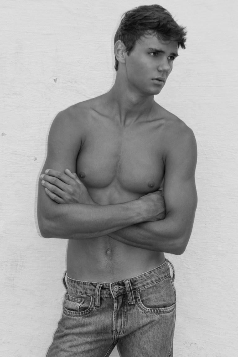18 yo Brazilian newcomer Fernando Soldati by Beto Urbano.
