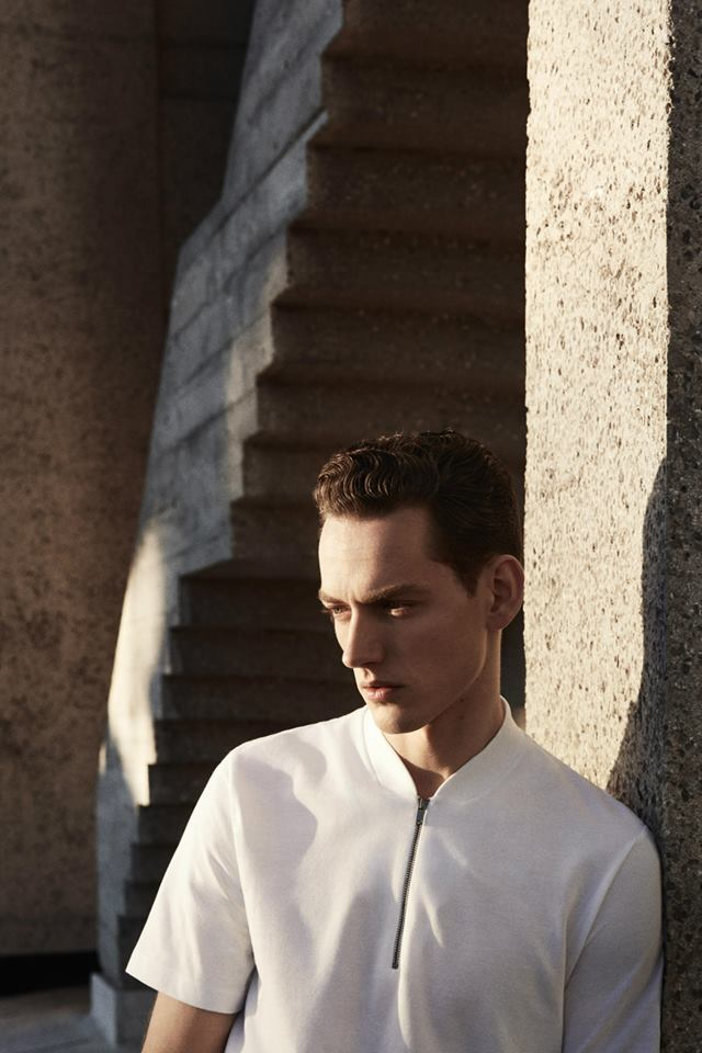 Part of The Modern Traveller collection from COS and MR PORTER, a versatile wardrobe for the man on the move, wherever in the world he happens to be.