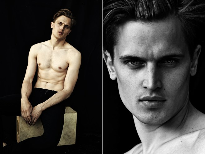 In an exclusive for Fashionably Male we have stunning new comers Ryley Lanteigne and Nick Lagerburg at New York Models, Divan Schapira and Briar Montana at Click Models, Spencer Burhoe at RE:Quest Models and Christian Plauche posing all for lensman Deon Jackson