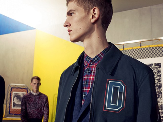 Step into Dior Homme's fantastical world in our new video showcasing the Autumn 2015 collection.